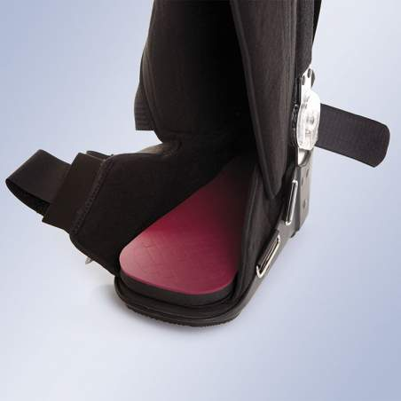 Modello speciale per piede / ulcere diabetiche
