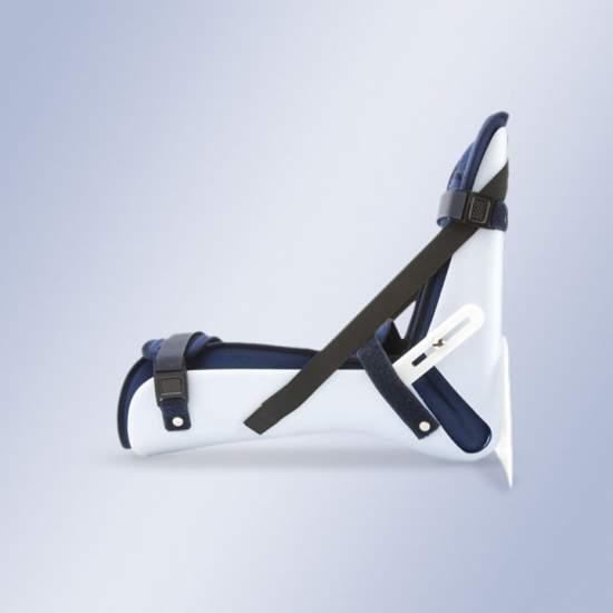 Multiposizione BRETELLE FOOT-CAVIGLIA - Stecca in polietilene ad alta densità con aggiunta di controllo interno o esterno da 0 ° a 15 °.