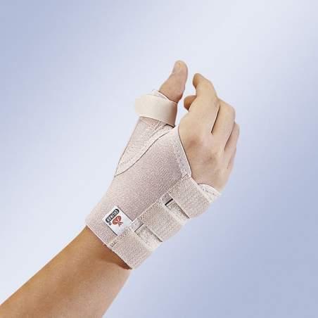Suporte da correia polegar pulso