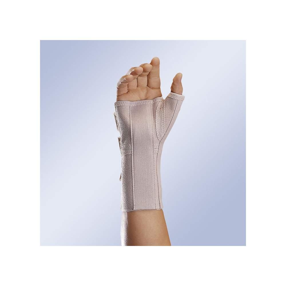 Attelle au poignet avec le soutien du pouce