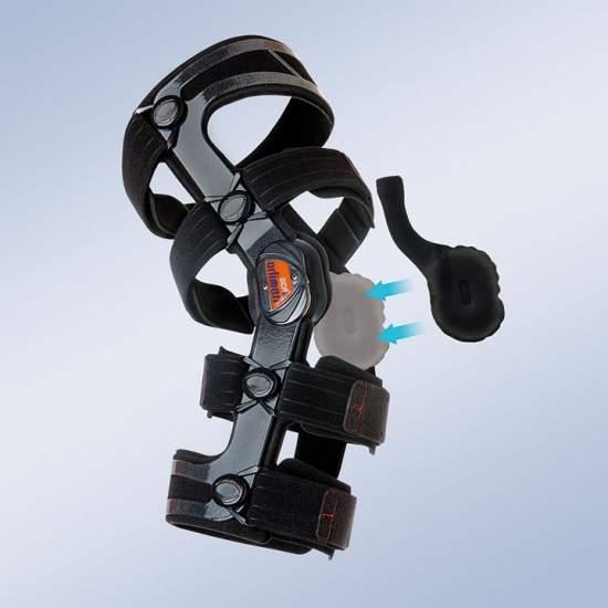 Oreiller gonflable pour Ocr200 - Pad pneumatique pour système de gonflage protection du condyle pour réguler le niveau de compression.