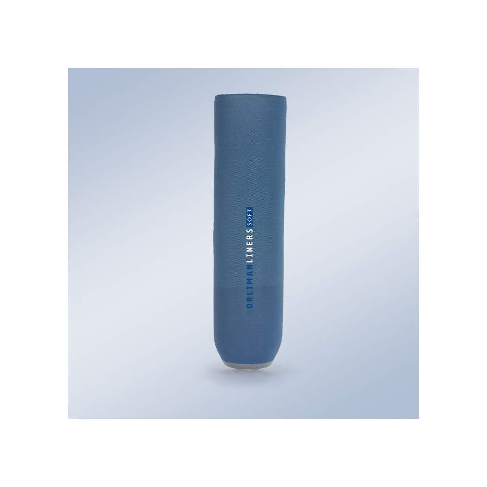 Tibial silicone liner without pin. SOFT.