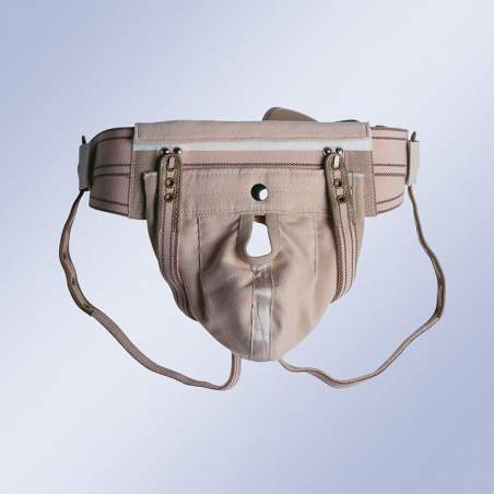 Truss bag scrotal suspensory