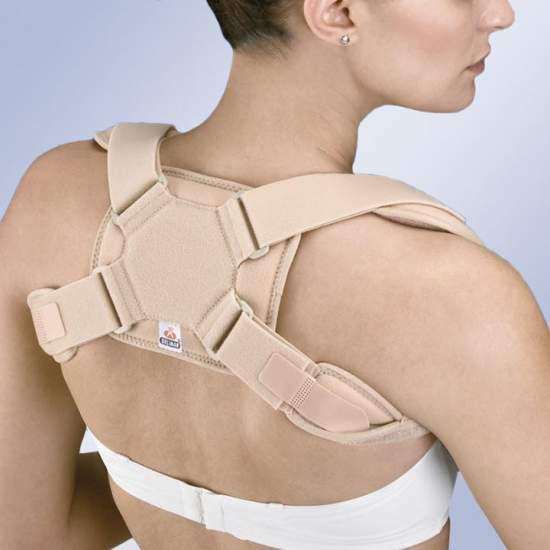 Imobilizador clavícula estofamento