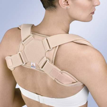 Immobilizer clavicle padding