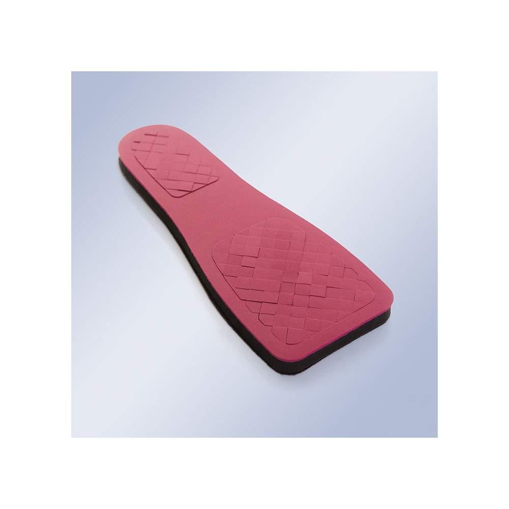 Plantilla especial pie diabético/úlceras (especial zapato postquirúrgico)