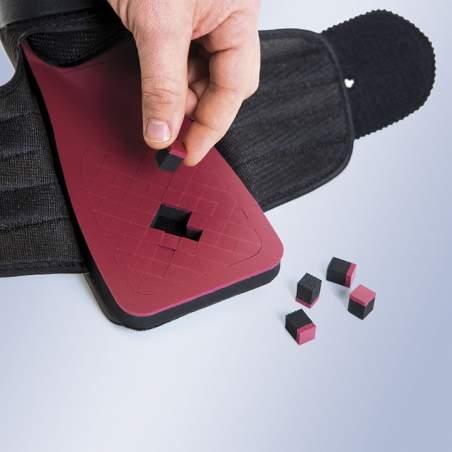 Modelo especial diabéticos (de sapato especial pós-operatória) Caminhada / úlceras