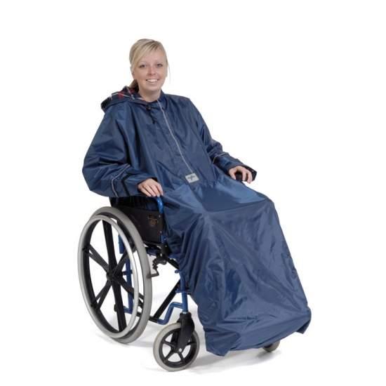 Housse rembourrée hiver imperméable H8674LUX - Winter Padded Raincoat H8674LUX