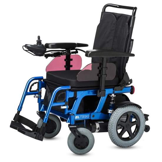 Eltego, Electric Wheelchair - The wheelchair Eltego with its attractive value provides access to the compact class from B + B.
