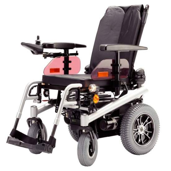 Potenza sedia a rotelle Terra B & B - Terra elettronica sedia