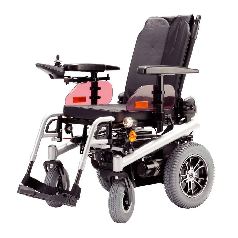 Power cadeira de rodas Terra B & B - Terra cadeira eletrônico
