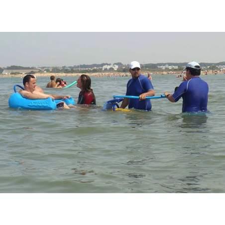 Oceanische amfibische stoel voor volwassenen