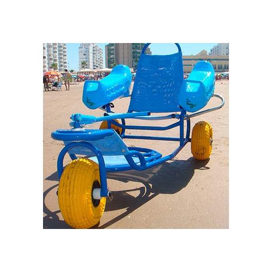Adult amphibious chair Oceanic