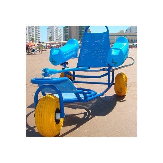 Adulto cadeira anfíbia Oceanic