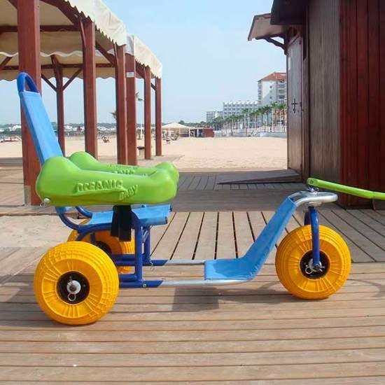 Cadeira anfíbia para crianças Oceanic bebê