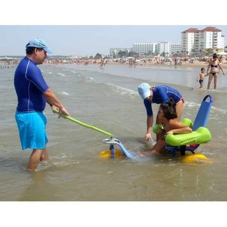 Silla anfibia para niños Oceanic Baby