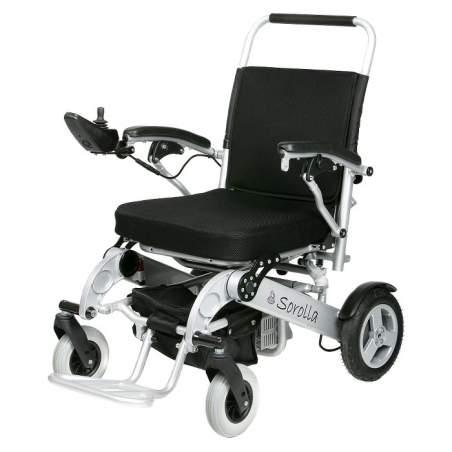 Chaise pliante électrique Sorolla