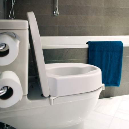 """SEAT LIFT """"HI-LOO"""" 10 cm. WITH COVER"""
