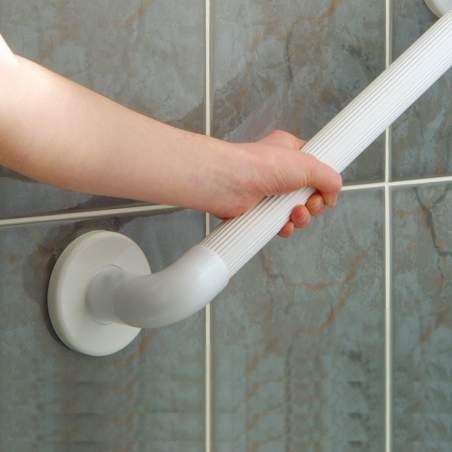 PLASTIC FLUTED grab bar 45 cm.