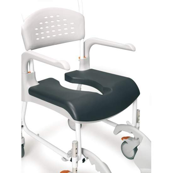 "POLYURETHANE SEAT COMFORT IN ""U"" CHAIR CLEAN"
