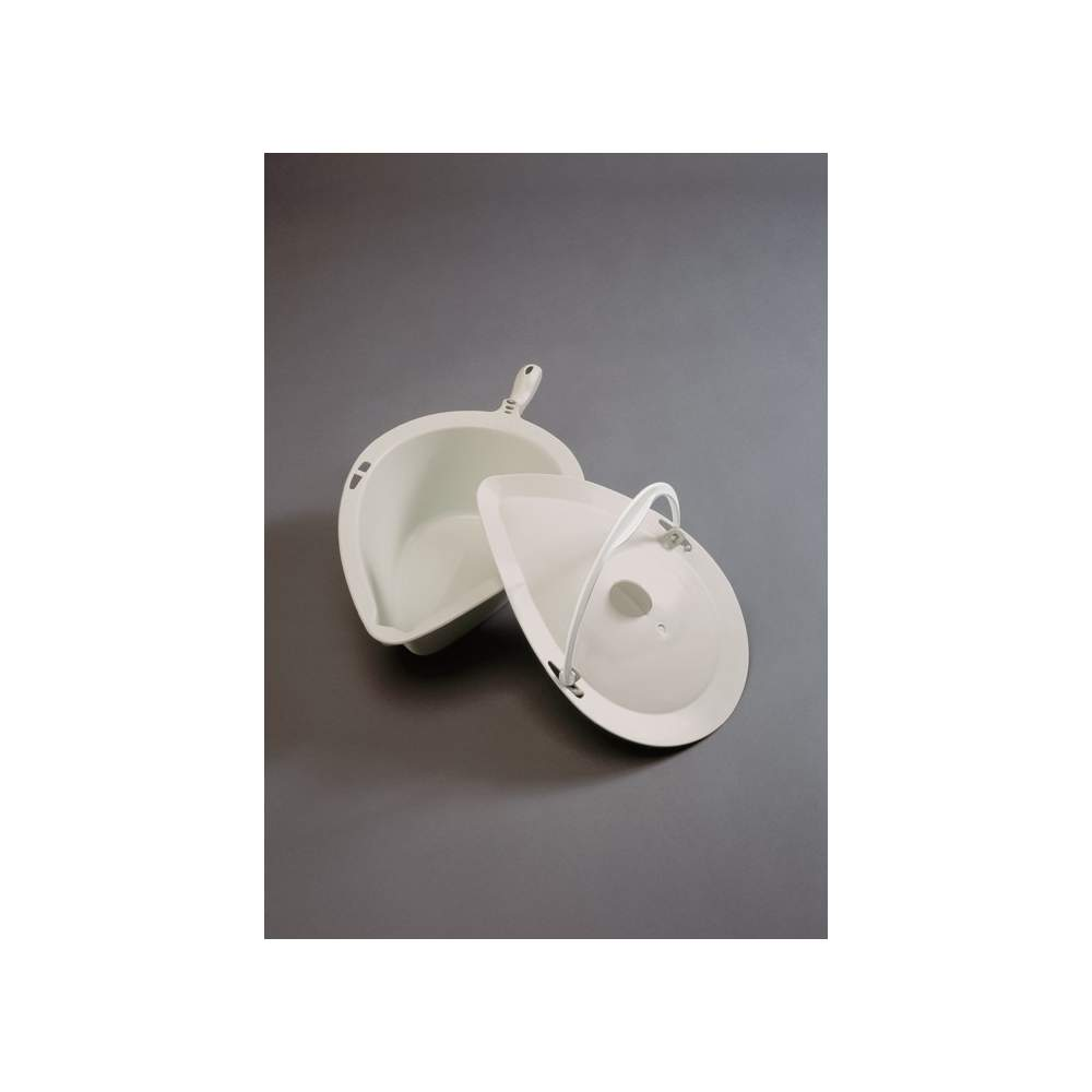 POTTY WITH CAP, ASA CLEAN AND GUIDES - POTTY WITH CAP, ASA CLEAN AND GUIDES