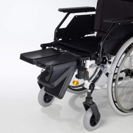 FOOTREST ELEVABLE AMPUTEES, RIGHT (CHAIR CANEO)