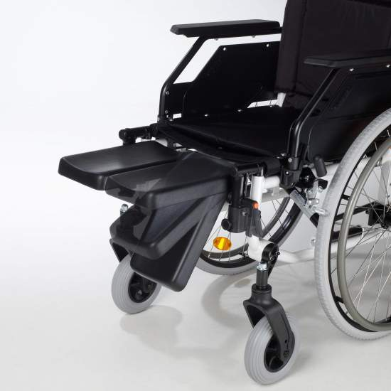 FOOTREST ELEVABLE AMPUTEES, LEFT (CHAIR CANEO)