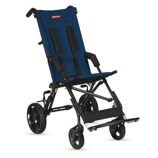 Wheel chair Corzino -  The stroller Corzino & Corzino classic are based on the model Corzo, evolving into a redesign of upholstery, more anatomical and comfortable for comfort and protection, perfect for children who do not require adjustments or seat back.