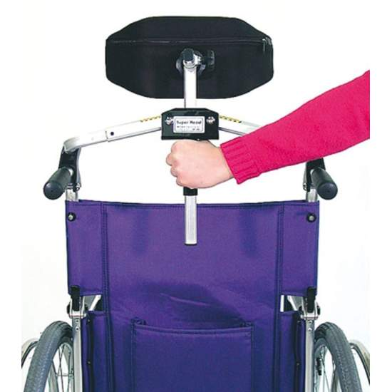 Encostos de cabeça PLCAB dobráveis - Folding Chair Headrest plegale