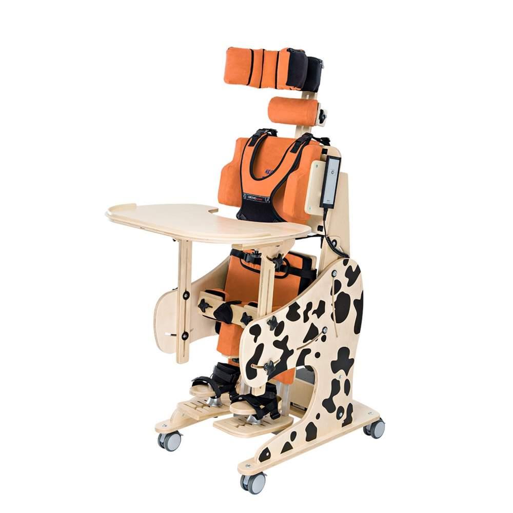 Silla Dalmatian - DALMATIAN es popularmente utilizado en el proceso de rehabilitación. Se recomienda no sólo para niños sino también para jóvenes. Se utiliza como una silla de rehabilitación en...