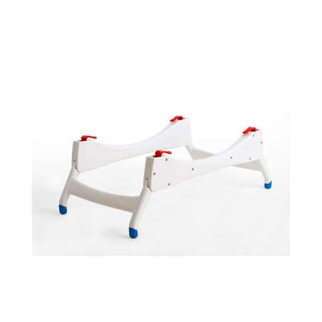 Child seat bath Green Wave