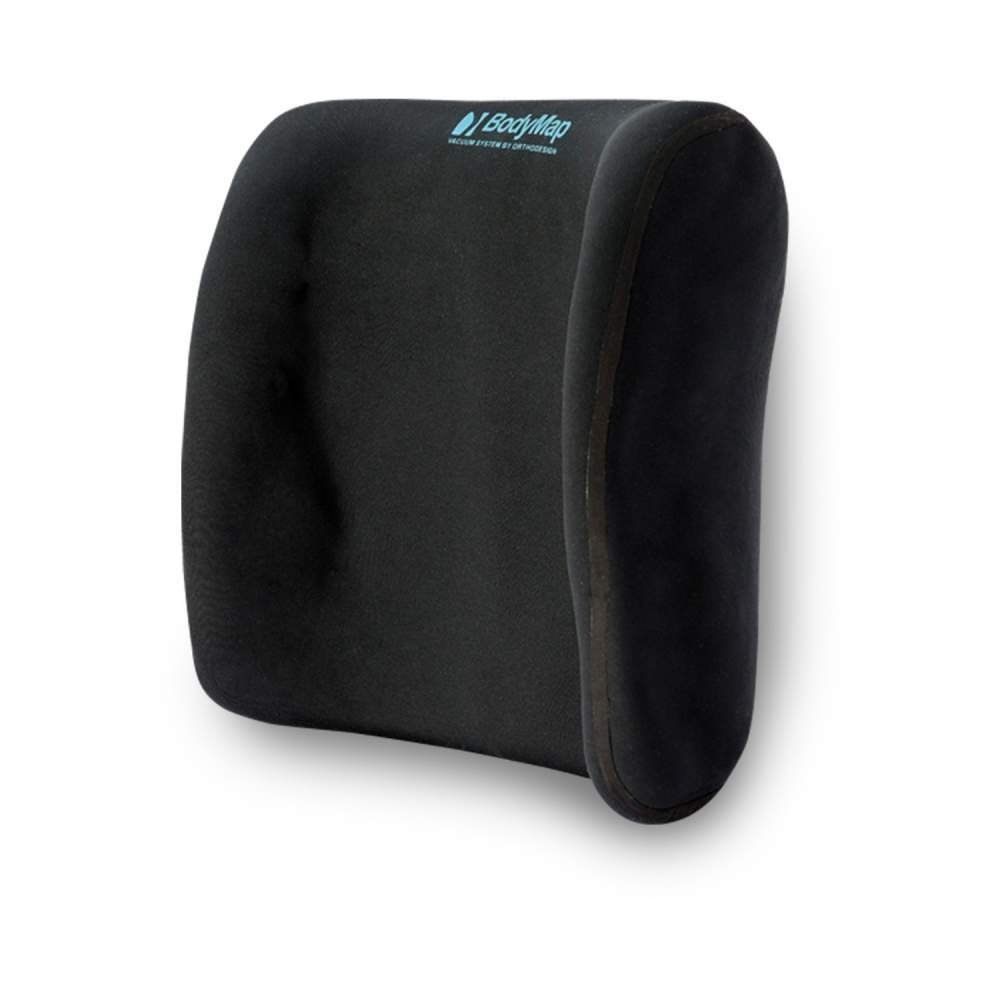 Back cushion Body Map B - BODYMAP B are back cushions with vacuum system acting as comfortable and effective support