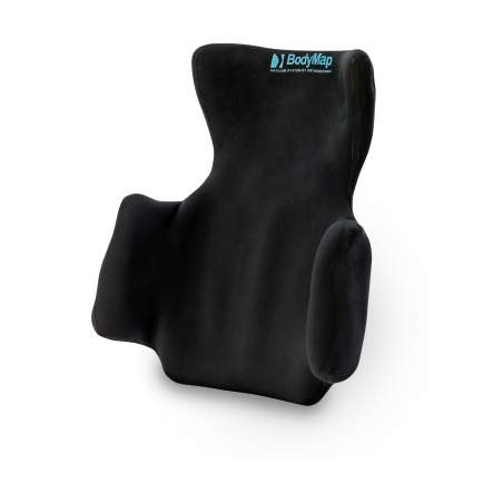 Body back with headrest Map C