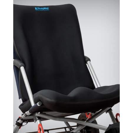 Seduta e schienale Corpo mappa AB