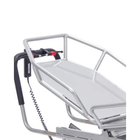 Chassis, base móvel Tina