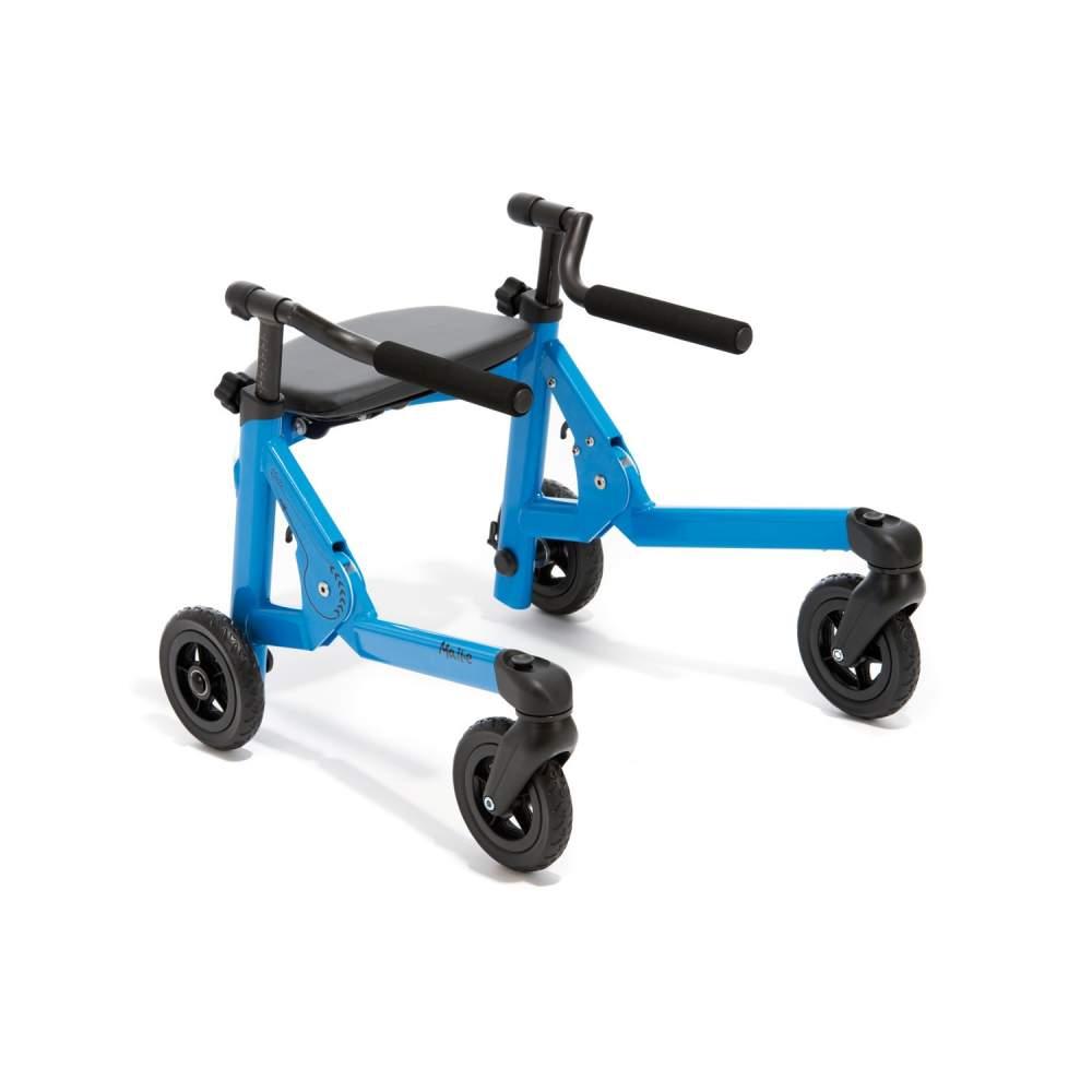 Caminador Infantil Malte - El nuevo Malte es un andador posterior que ayuda a los niños con dificultades para andar y mantenerse en equilibrio, a la vez que les permite moverse de forma independiente sin...