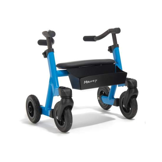 Marcy Walker Children - Marcy is a former walker. After listening to user requests we have developed the real walker for children Marcy. Its dimensions studied all options and allow the child to a maximum independence and mobility.