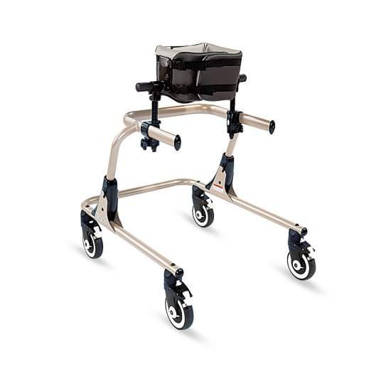 Andador de entrenamiento y Rehabilitación Pacer - Pacer es un andador de entrenamiento y rehabilitación que puede ser anterior o posterior. Es uno de los entrenadores de la marcha más completos del mercado