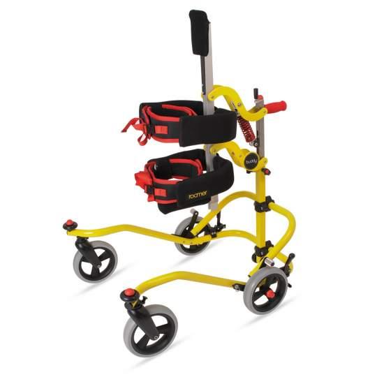 Posterior walker amigos Roamer - Amigo Roamer é um posterior walker combina mobilidade e apoio postural, projetado para atender às necessidades de todos os usuários.