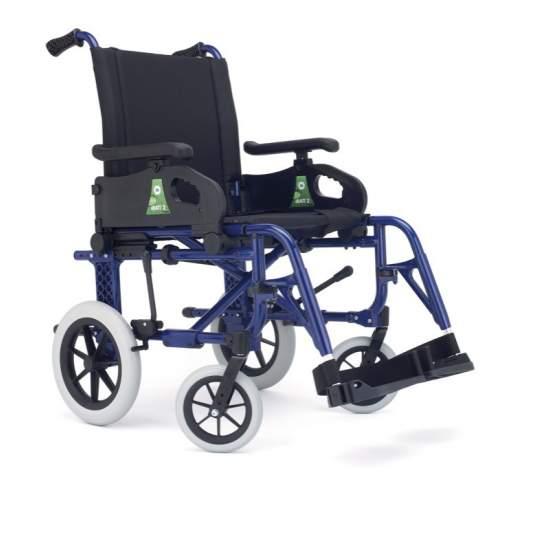 Minos sedia a rotelle transito Irati due piccole ruote