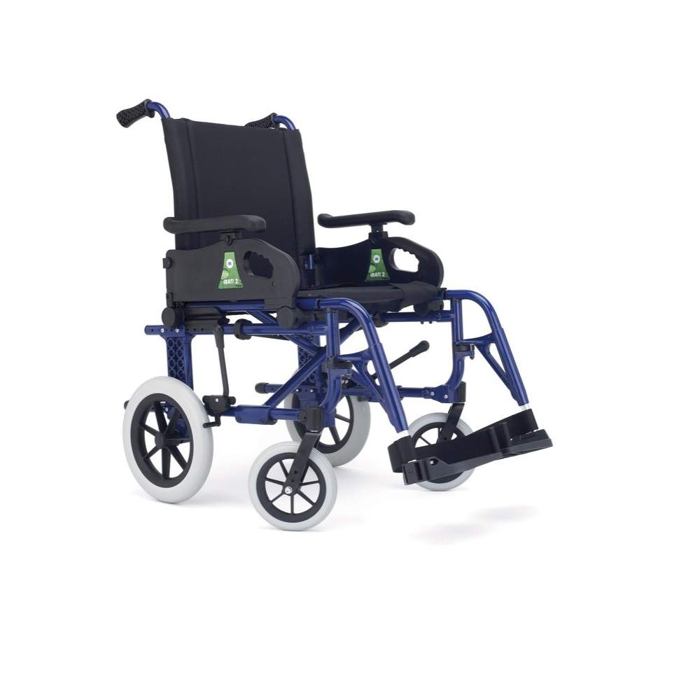 Minos cadeira de rodas trânsito Irati duas pequenas rodas - Minos se vira na cadeira, agora chega a mais pessoas.Uma cadeira para cada necessidade, mais dinâmico, forte e robusto e, claro, com durabilidade, garantia e qualidade, como...
