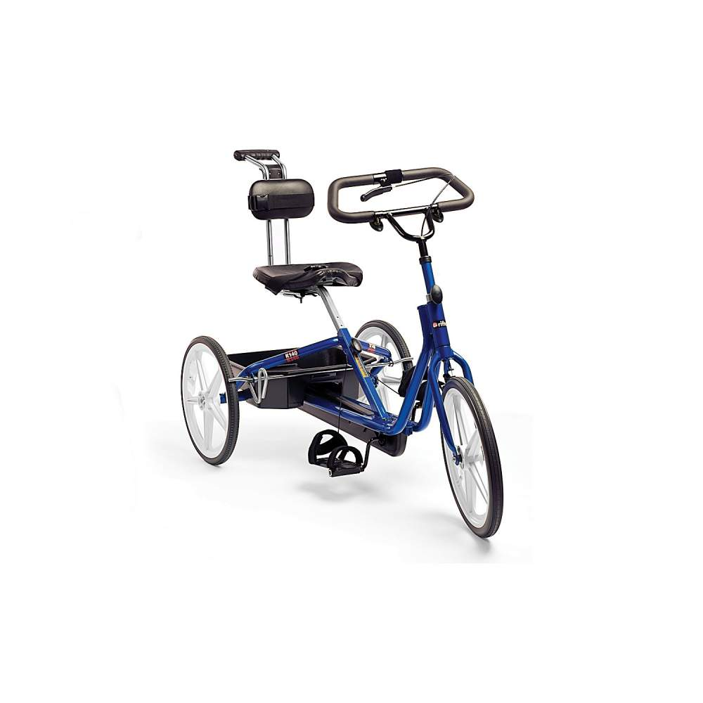 Rifton tricycle - Thanks to tricycles Rifton is improved leg strength, balance, strength among other physical aspects.