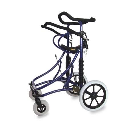 Andador con amortiguación Meywalk 2000