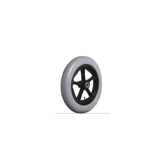Roda cadeira inflável PP615 - Inflável roda 315 milímetros