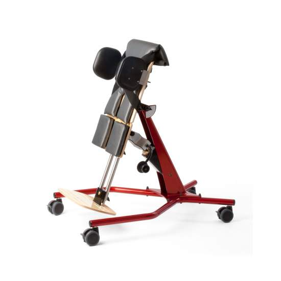 Prone Stander Rifton - The previous Prone Rifton provides support and stability in promoting standing weight distribution, the use of hands and arms.