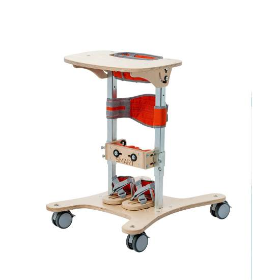 Smart stander - The new Smart is more modern, is made with high quality materials and provides more stability.
