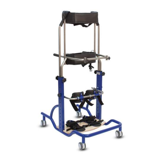 Stander Parapion - Parapion, it is used to act passively in the vertical position of the patient. During this process the patient's sense of balance, internal organs and blood circulation system can adapt to new conditions.