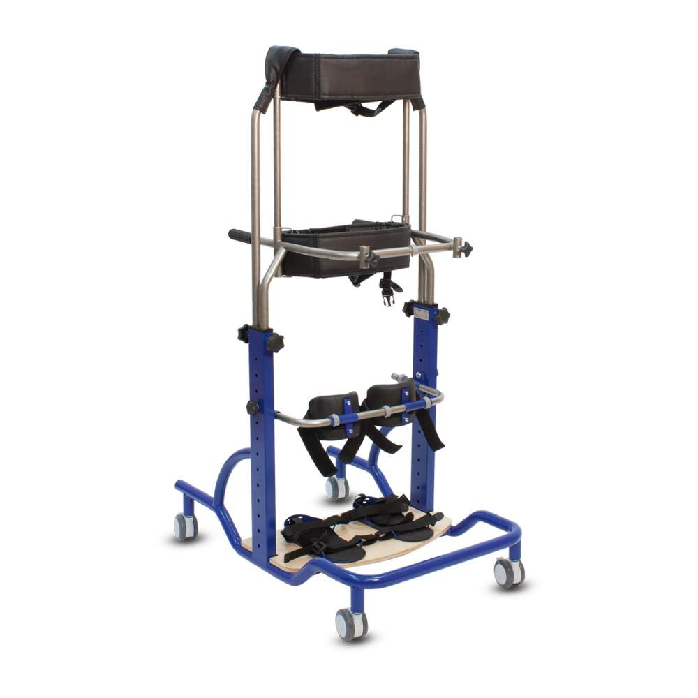Bipedestador Parapion - Parapion , se utiliza para poder actuar de forma pasiva en la posición vertical del paciente. Durante este proceso el sentido del equilibrio del paciente, los órganos internos y...