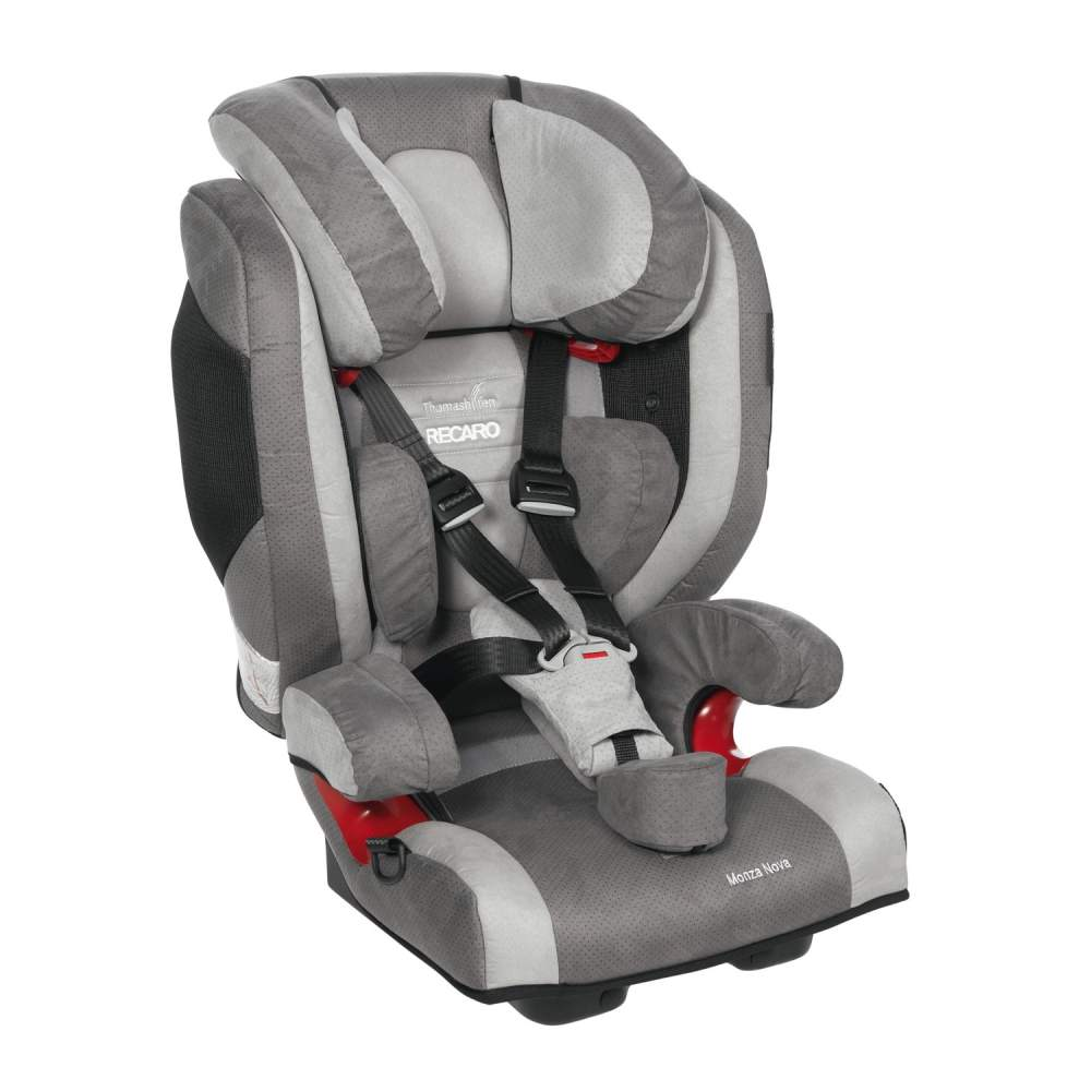 Car seat Recaro Monza 2 - The new Recaro Monza Reha Nova 2 has a new design of high-quality upholstery, safer, lightweight and easy to attach and move thanks to improvements in the swivel base.