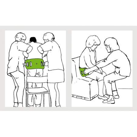 Transferência de grande ajuda flexível H8800